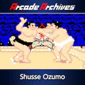 Arcade Archives Shusse Ozumo
