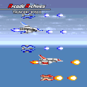 Arcade Archives THUNDER CROSS 2