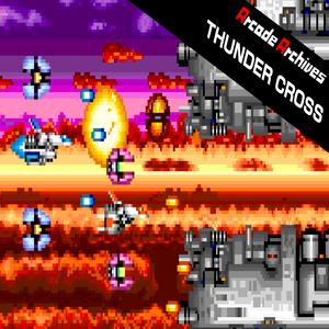 Arcade Archives THUNDER CROSS