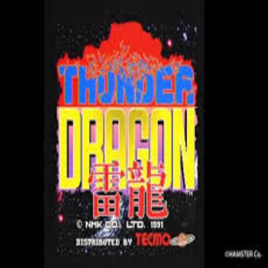 Arcade Archives THUNDER DRAGON