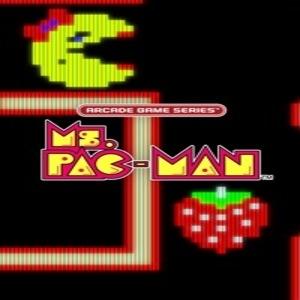 ARCADE GAME SERIES Ms PAC MAN Xbox One Digital & Box Price Comparison