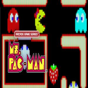 ARCADE GAME SERIES Ms PAC MAN Digital Download Price Comparison