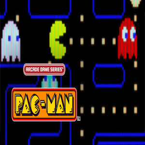 ARCADE GAME SERIES PAC-MAN