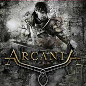 Arcania The Complete Tale PS3 Code Price Comparison