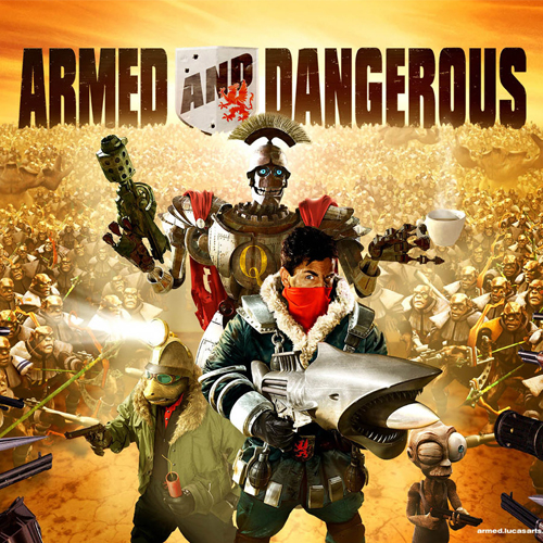 Armed and Dangerous Digital Download Price Comparison