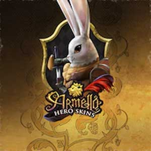 Armello Far Seeker Amber Hero Skin