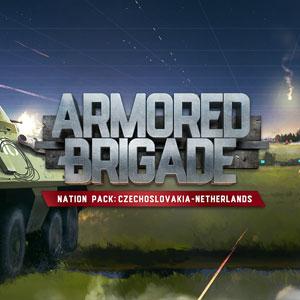 Armored Brigade Nation Pack Czechoslovakia Netherlands