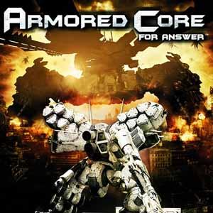 Armored Core 4 Answers XBox 360 Code Price Comparison