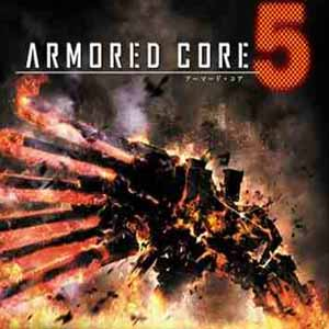 Armored Core 5 XBox 360 Code Price Comparison