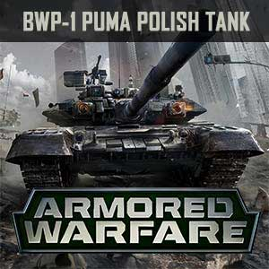 Armored Warfare BWP-1 Puma Polish Tank Digital Download Price Comparison