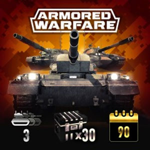 Armored Warfare Starter Pack Ultimate