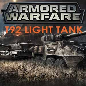 Armored Warfare T92 Light Tank Digital Download Price Comparison