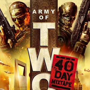 Army of Two The 40th Day Xbox 360 Code Price Comparison
