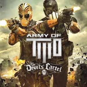 Army of Two The Devils Cartel XBox 360 Code Price Comparison