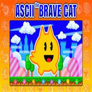 Ascii the Brave Cat