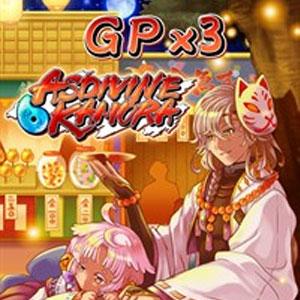Asdivine Kamura GP x3