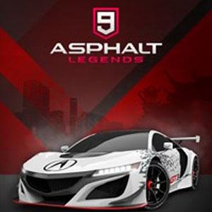 Asphalt 9 Legends Italian Pack
