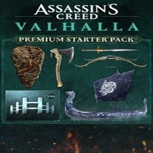 Assassins Creed Valhalla Premium Starter Pack