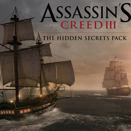Assassin's Creed 3 The Hidden Secrets Pack Digital Download Price Comparison