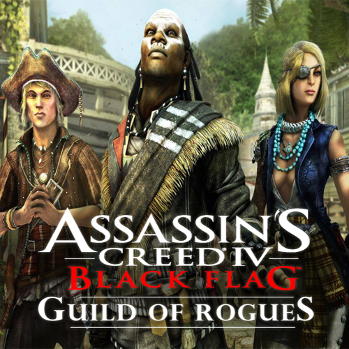 Assassins Creed 4 Black Flag Guild of Rogues Digital Download Price Comparison