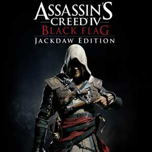 Assassins Creed 4 Black Flag Jackdaw Edition Xbox one Code Price Comparison