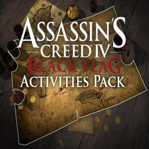 Assassin's Creed 4 Black Flag Time Saver Activities Pack Digital Download Price Comparison