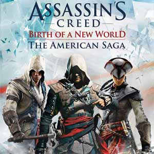 Assassins Creed Birth of a New World The American Saga PS3 Code Price Comparison