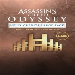 Assassins Creed Odyssey Helix Credits Large Pack Ps4 Price Comparison