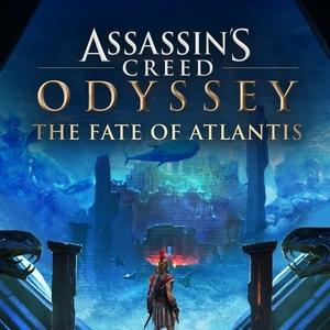 Assassin's Creed Odyssey The Fate of Atlantis Ps4 Digital & Box Price Comparison