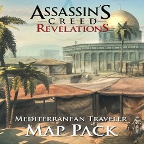 Assassin's Creed Revelations Mediterranean Traveler Map Pack Digital Download Price Comparison