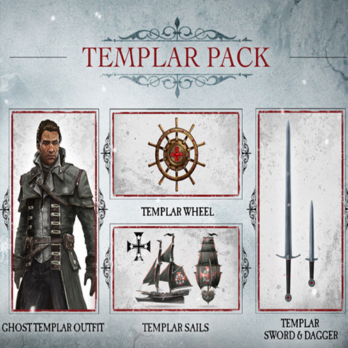 Assassins Creed Rogue Master Templar Pack Ps3 Code Price Comparison