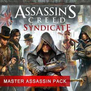 Assassins Creed Syndicate Master Assassin Pack Ps4 Code Price Comparison