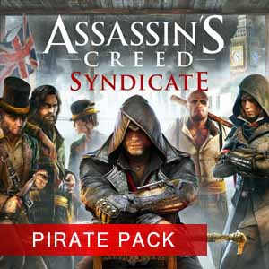 Assassins Creed Syndicate Pirate Pack Ps4 Code Price Comparison