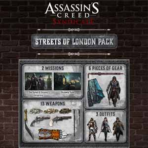 Assassins Creed Syndicate Streets of London Pack Digital Download Price Comparison