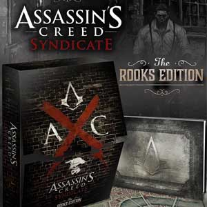 Assassins Creed Syndicate The Rooks Ps4 Code Price Comparison