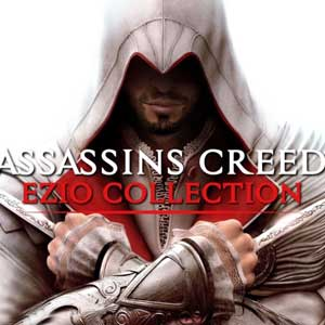 Assassins Creed The Ezio Collection Ps4 Code Price Comparison