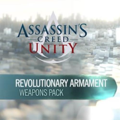 Assassin's Creed Unity Revolutionary Armaments Pack
