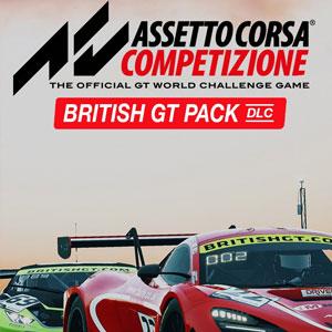 Assetto Corsa Competizione British GT Pack Digital Download Price Comparison