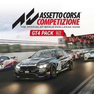 Assetto Corsa Competizione GT4 Pack Ps4 Digital & Box Price Comparison