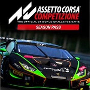 Assetto Corsa Competizione Season Pass Xbox One Digital & Box Price Comparison