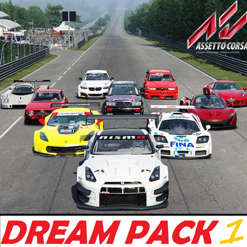 Assetto Corsa Dream Pack 1 Digital Download Price Comparison