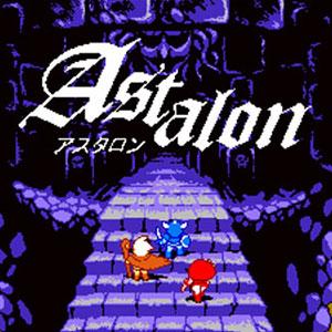 Astalon Tears of the Earth