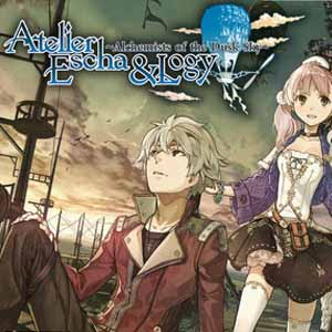 Atelier Escha and Logy Alchemists Of The Dusk Sky PS3 Code Price Comparison