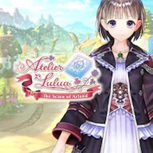 Atelier Lulua The Scion of Arland Eva's Outfit Little Girlfriend