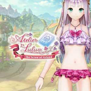 Atelier Lulua The Scion of Arland Lulua's Swimsuit Bright Butterfly