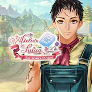 Atelier Lulua The Scion of Arland Niko's Outfit The Boldness