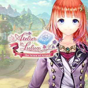 Atelier Lulua The Scion of Arland Rorona's Outfit Time Slip