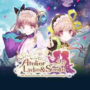 Atelier Lydie and Suelle Battle Mix Secret Teachings