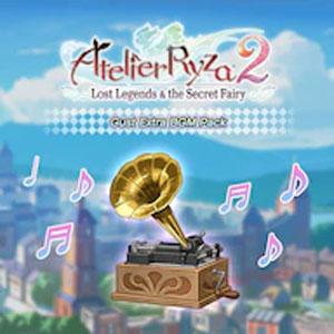 Atelier Ryza 2 Gust Extra BGM Pack
