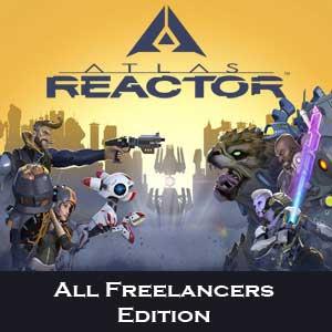 Atlas Reactor All Freelancers Edition